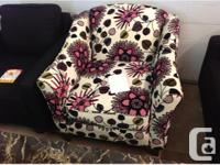 Beautiful brand new accent chair...$399.99 Amazing