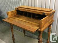 Beautiful antique secretary desk in excellent