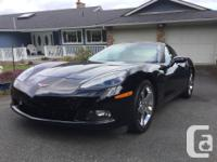 Make Chevrolet Model Corvette Year 2007 Colour Black