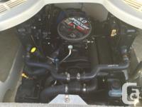 2007 20' Monterey 194FS Bowrider. V8 302 Mercruiser