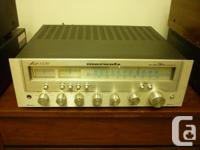 A fine example of the classic 1530 by Marantz. Very