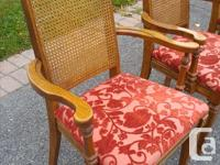 Classic solid wood dining chairs/White Plethar