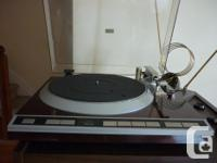 A gorgeous high end Denon DP-45F Fully automatic direct