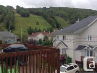 Magnificent condo St Sauveur  .Bright and