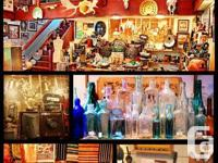 With 30,000+ antique & vintage finds at our museum