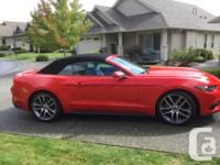 Make Ford Model Mustang Year 2015 Colour Red kms 32000