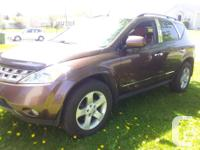 Make Nissan Model Murano Colour Brown Trans Automatic