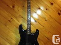 Gorgeous Squier Strat, by Fender Made in USA Duncan