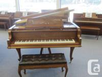 "Beautiful Kimball Richelieu 5'8"" Grand piano for sale!"