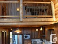 # Bath 3 MLS 2423852 # Bed 4 Custom built log home