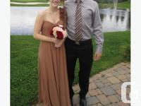Selling this dress that I wore to a wedding as a