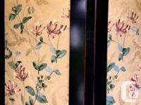 This privacy screen is 5 ft 7� or 170 cm tall and each