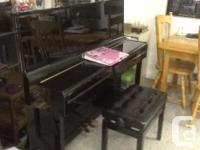 Full size Piano in excellent condition Like new at less