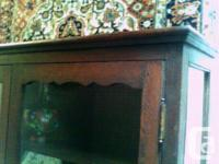 Beautiful Antique Oak, all original including wavy