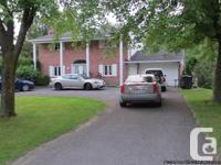 House for sale St-Jean-Sur-Richelieu - 4 bedrooms -