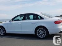 Make Audi Year 2014 Colour Arctic White Trans