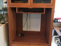 Great for storing TV or monitor and media accessories