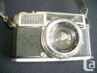Beauty Lightomatic II Rangefinder Film Camera  45mm