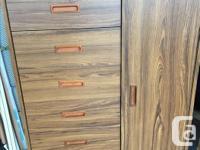 Quick sale of bedroom furniture - dresser, chest of