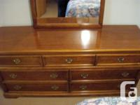 ****REDUCED TO SELL **** LARGE BEDROOM DRESSER 5' 6''