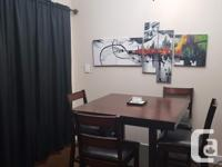 One bedroom for rent in a beautiful large Qualicum
