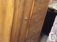I have a bedroom storage unit for sale. It has 6 pull