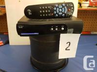 Bell Satellite dish #1- HDTV-6131 receiver- working