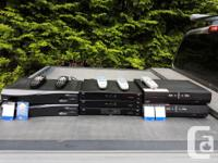 I have 7 Bell Satellite TV receivers for sale, starting