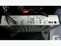 This is an advanced two-tuner HDTV satellite receiver