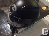 Selling a Bell Vortex women's medium helmet. Maybe worn