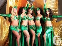 ENLIVEN your event with STOMACH PROFESSIONAL DANCERS