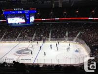 I cannot attend the game on Monday, Oct 28th  Vancouver