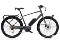 Benno Bikes are alloy framed E bikes designed for