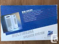 Benwin Multimedia Speaker System for your computer,