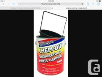 1 gallon can of Berryman carb cleaner ( never opened )