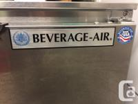 Beverage-air Under Counter Industrial Bar Fridge for