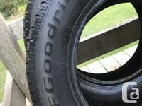 Tires used two Winters. The tires have a lot of safe