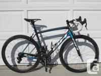 Uncommon BH Ultralight RC full carbon road bike for