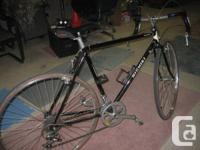 Nishiki International Touring Bicycle circa 1980s   21""