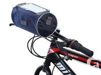 Bicycle Bike Front Handlebar Pouch Phone Bag with