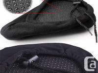 Bicycle Bike Gel Seat Cover Cushion Pad - fits most