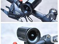 "Bicycle Bike Horn - D2-1/8"" x L3-3/8"" - 6 different"