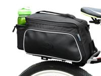 Bicycle Bike Rear Rack Top Water Resistant Bag with
