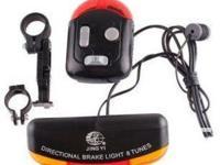 Bicycle Bike Turn Signal Brake Tail Low power