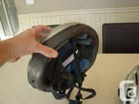 Bicycle Helmet -CCM Ice (size Medium) CCM Ice Size
