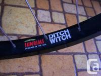 Bicycle Rim - FYI - NO tire/tube SUNRIMS - Ditch Witch