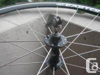 bicycle wheels, PAIRS 12in, 24in, 26in, 27in and 700c,
