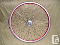 Single Speed. Fixie Wheelsets