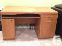 This is a perfect work desk for the small business