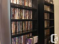 Huge DVD Collection.  Over 1,000 DVDs, from 40's